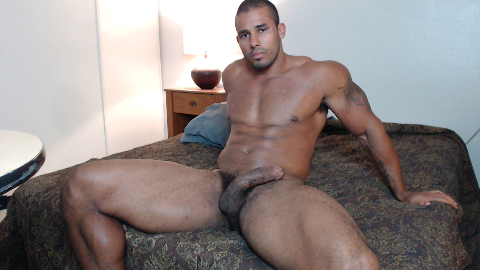 Samson nude williams god muscle